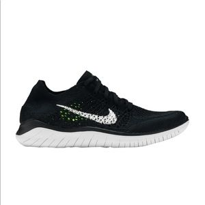 NEW Nike Free Run 942838-001 Running Shoes Black